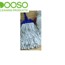 Wet Deck Microfiber Cloth Commercial Loop Mop