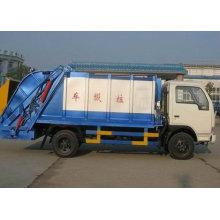 Sinotruk 12 Ton Carga útil / Emissão Euroii Compressed Garbage Truck