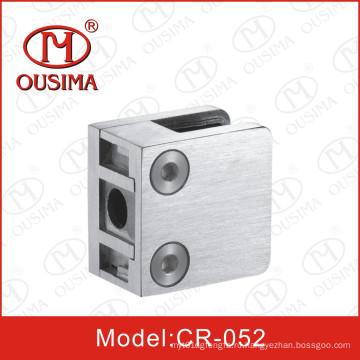 Стальной зажим для литья под давлением из нержавеющей стали для системы поручней (CR-052)