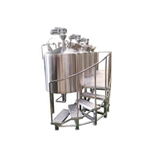 500L herms micro commercial brewery automatic making brewery machine to make craft beer