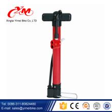 Großhandel Top-Qualität tragbare Fahrradluftpumpe / kaufen Fahrradpumpe online von Yimei Fabrik / Fahrrad Zubehör Handreifenpumpen