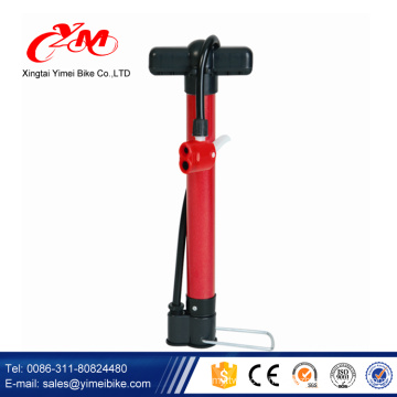 Wholesale top quality portable bicycle air pump/buy cycle pump online from Yimei factory/Bicycle accessory hand tire pumps