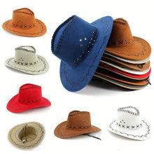 Chapéu de vaqueiro ocidental por atacado da forma