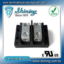 TGP-XXX-B Serie 2 ~ 12 Pole Elektrische Steckverbinderklemme