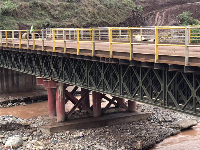Bailey Prefabricated Bridge