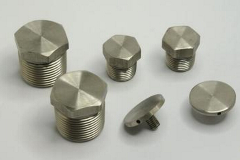 stainless square head plug