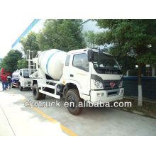 Foton mini 3m3 concrete mixer truck for sale