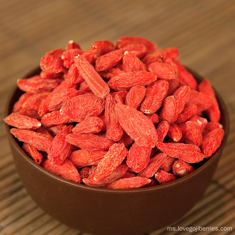 Goji Berry Ningxia 2018 New Harvest
