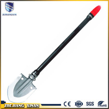 Different types portable folding shovel for agriculture