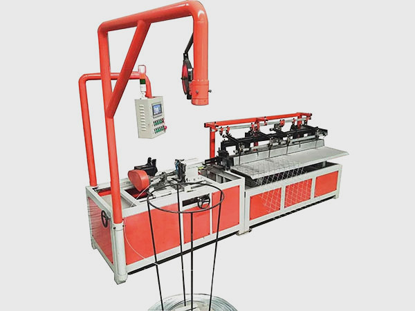 Single Wire Net Machine