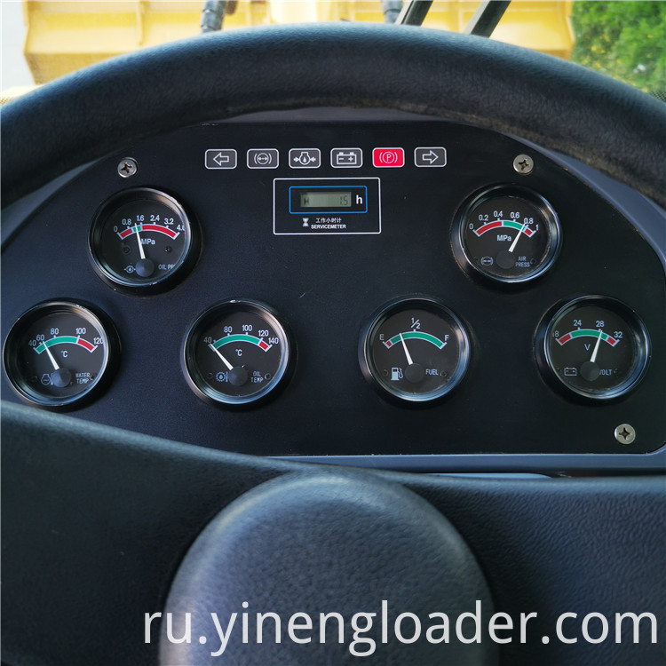 YX936 gearbox & mechanical gear shift Air Condition (Optional)