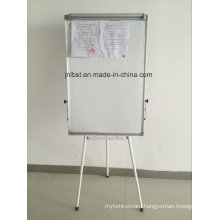 Movable Whiteboard with Stand, Notice Whiteboard, Height Adjustable