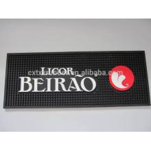 Bar rail pad, tapis de barre flexible, tapis de barre de maison