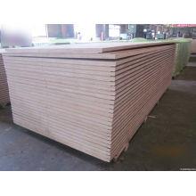 Venta caliente barato de madera contrachapada comercial de 18 mm
