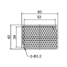 Датчик качества фотоэлектрического переключателя серии Td-09 гарантировал качество