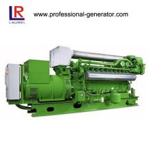 Geradores de gás CA trifásico de 125kVA e 100kw