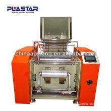automatic strech film rewinding mahcine