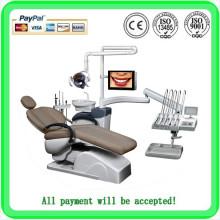 Hot Sale - 2015 Dernière chaise dentaire avec pédalier multifonctionnel