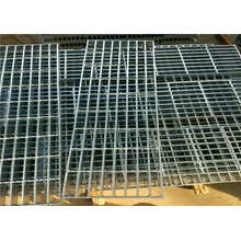 Metal Building Materials Galvanized Steel Grating Steel Grid Plate Floor Steel Grating