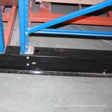 Equipo de almacenamiento de venta caliente de la solución de almacenamiento automático resistente en el estante / cámara frigorífica