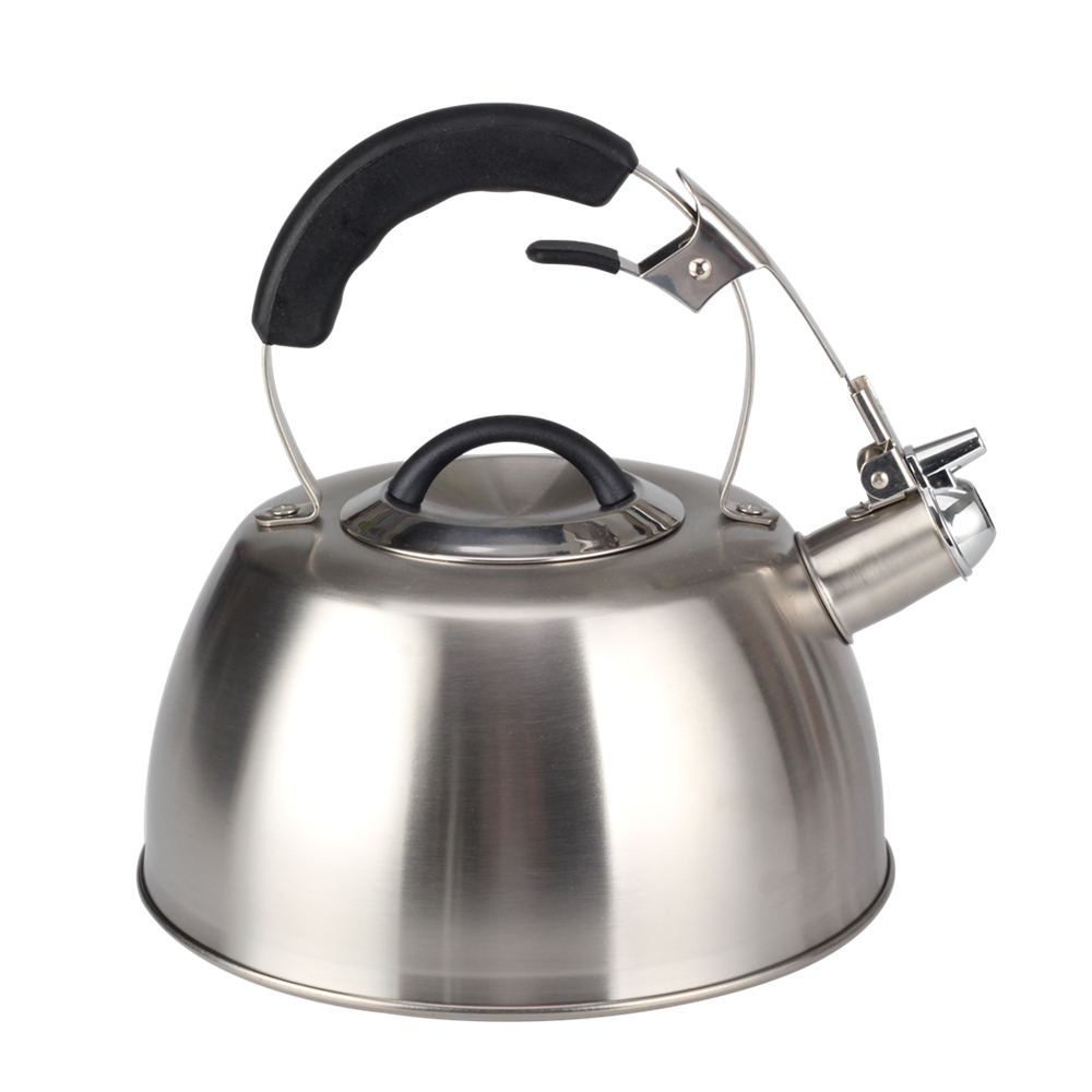 Stainless Steel Spout And Spout S Cover Tea Kettle