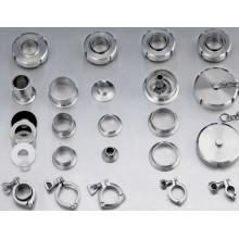 Fermeture en acier inoxydable 304 / 316L en acier inoxydable