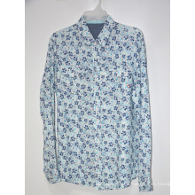 Men's Shirts Casual Linen Material Tops