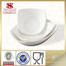 Ensemble de vaisselle turque en gros, bol de service de porcelaine de Guangzhou