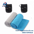 """2 Pack Microfiber Travel Sports Towel Ultra Absorbent and Quick Drying Swimming Towel (60"""" X 30"""")"""