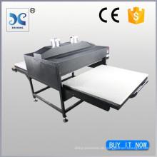 Hidráulica 800 * 1000 milímetros de formato grande Sublimação Heat Press Machine FJXHB4-2