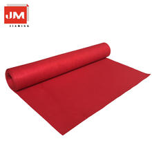 Breathable polyester needle felt house use nonwoven blanket