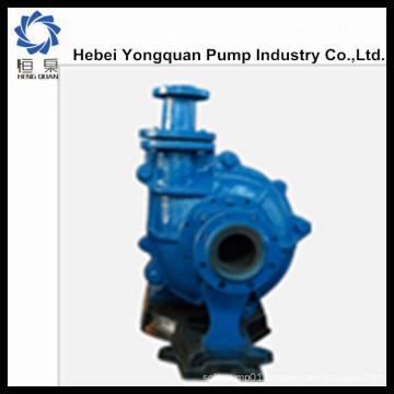 YQ cast iron horizontal centrifugal slurry mud pumps machine