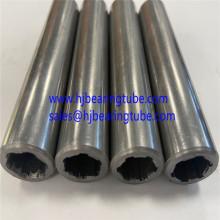 Unregelmäßig geformter Metallschlauch Nahtloser Kohlenstoffstahlschlauch