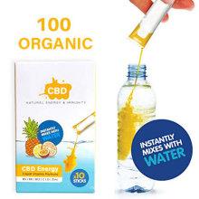 OEM Service Private Label 10mg CBD Solid Beverage CBD Mix Drink For Sale