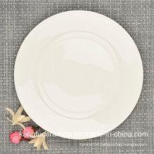 Fine Bone China Dinner Plate 8 Inch