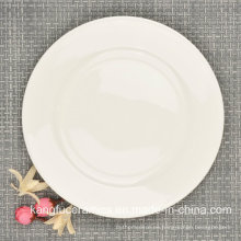 Fine Bone China Dinner Plate 8 pulgadas