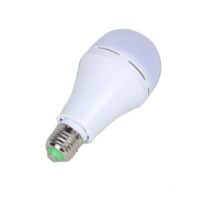 5w E27 AC85-265V SMD2835 plastic rechargeable emergency led bulb light