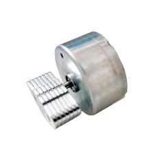 Motor vibrador Micro DC Pequeño motor vibratorio eléctrico de bajo voltaje