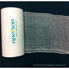 Ce genehmigt medizinische saugfähige Gaze Bandage