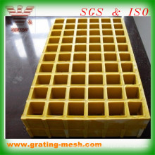 FRP/ GRP/ Fiberglass/ Grating for Stair Tread Approval ISO SGS