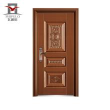 Wholesale porta de aço barato estilo turco de segurança