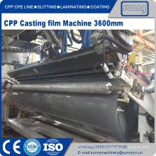 CPP CPE Multilayer Coextrusión Línea moldeada Línea
