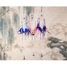 Campanelli eolici all'ingrosso Dream Catcher Feather Decoration