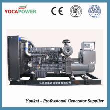 400kVA Sdec Diesel Engine Power Electric Generator Diesel Generating Power Generation