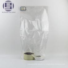 Продуктовый четкие плоские мешки упаковки для пищевых продуктов