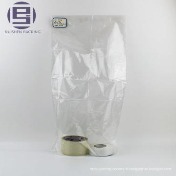 Lebensmittelgeschäft klare flache Verpackungstüten für Lebensmittel
