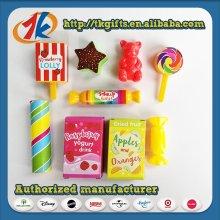 Hot Sale Simulation Ice Cream e Candy Set Toy para crianças