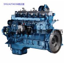630kw, Shanghai Dongfeng Diesel Engine para Grupo Gerador / Motor de Força