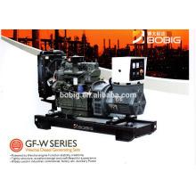 Generador caliente de la alta calidad de la venta accionado por el motor 12kw 15kw del weichai
