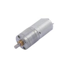 Mini motor da engrenagem da CC 6V com o eixo do motor da caixa de engrenagens do diâmetro 20mm